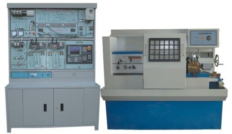 车床综合实训考核装置 更多 实验室专用设备  ● 电气安装及调试,故障