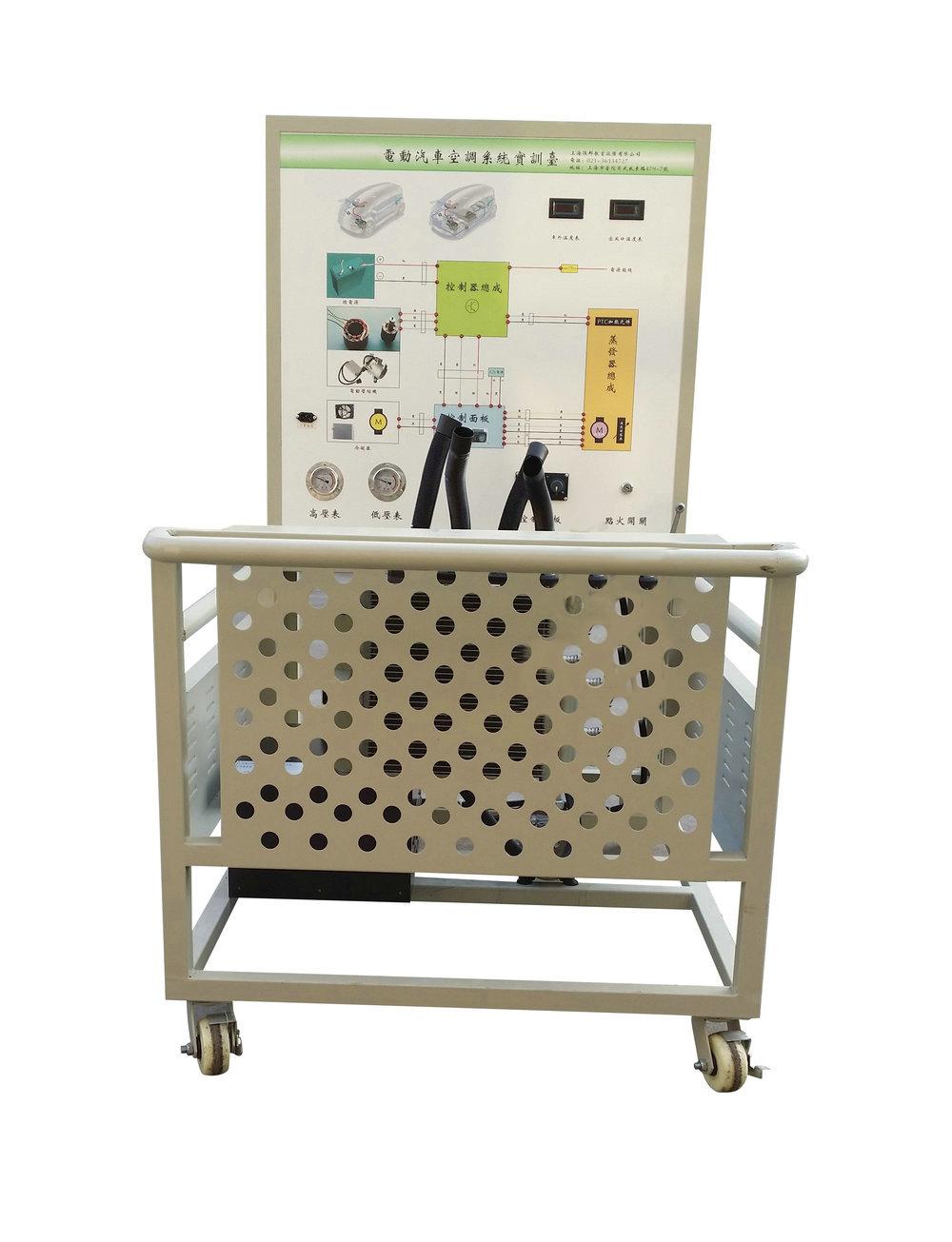 空调内机背面结构图解