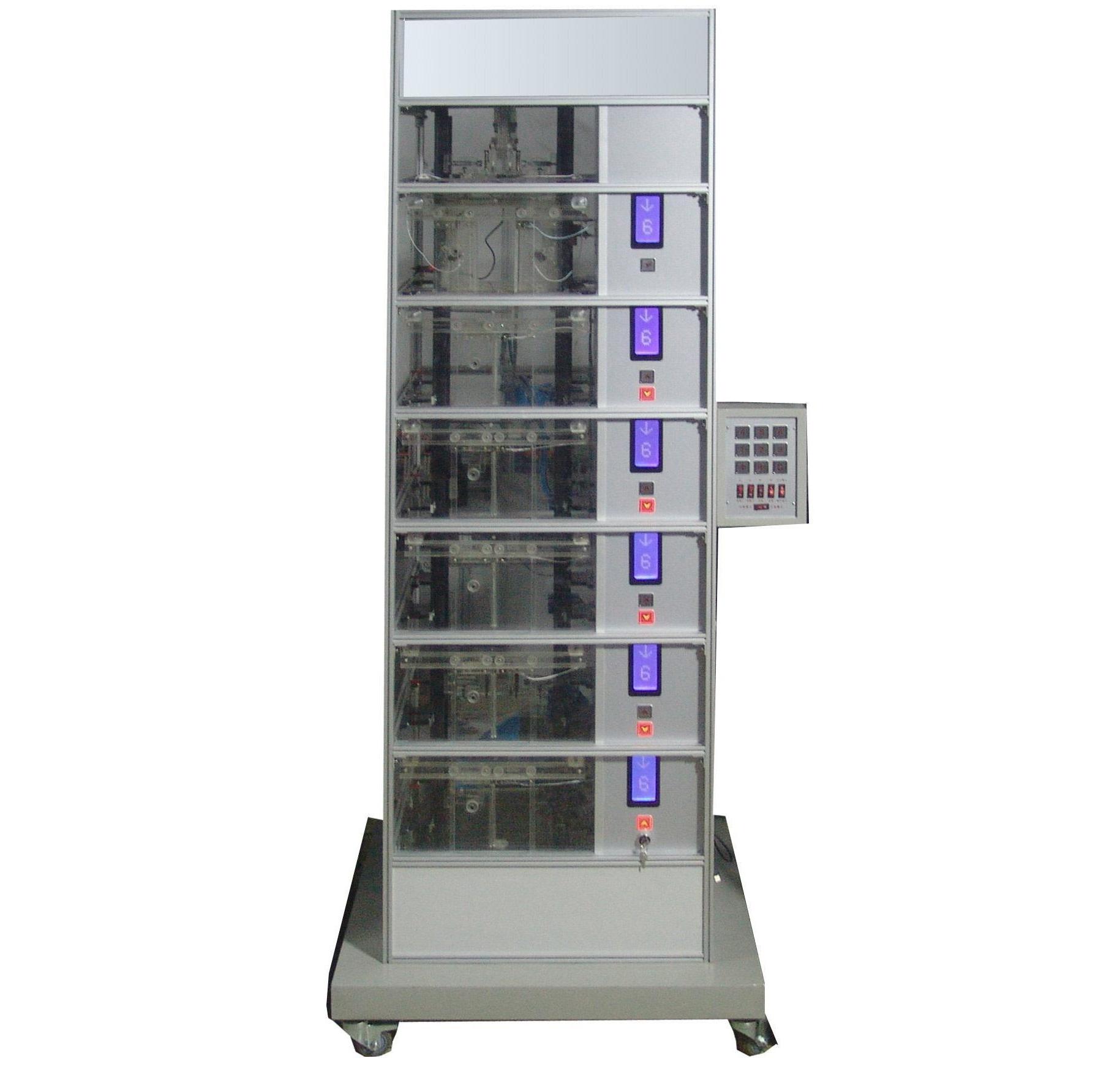 透明电梯实训装置是为机电一体化教学要求而研发
