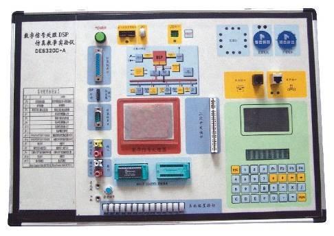 13,提供直流电机,步进电机驱动电路,方便完成各种电机驱动实验